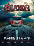 SAXON Warriors Of The Road : The Saxon Chronicles Part II (bluray+cd)