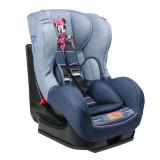 Scaun auto pentru copii, 42 x 54 x 65 cm, model Minnie Mouse, Oem