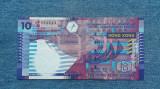 10 Dollars 2002 Hong Kong