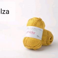 Fir Cotton 3 Colza