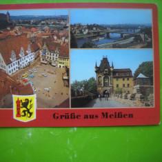HOPCT 53623 MEISSEN -GERMANIA -CIRCULATA