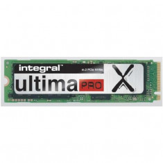 SSD Integral UltimaPro X 120GB PCI Express x4 M.2 2280