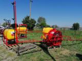 Atomizor mixt nou de 300Litri pt vie, livada si camp, Top Garden