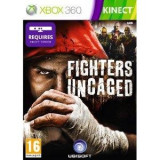 Fighters Uncaged - Kinect Compatible XB360