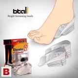 Branturi din silicon Btall inaltatoare pentru pantofi