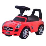 Masina pentru copii Mercedes, 2 x AA, Rosu
