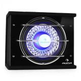 Auna Subwoofer Bassbox 600 Watts cu efecte de iluminare LED