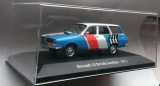 Macheta Renault 12 Break Gordini (Dacia 1300) raliu 1974 - Atlas Rally 1/43