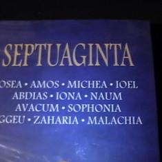SEPTUAGINTA VOL5-OSEA-AMOS-MICHEA-IOEL-IONA-NAUM-AVACUM-SOPONIA-ZAHARIA-LA TIPLA