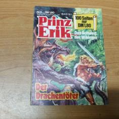 Comic Prinz Erik Nr. 2, Bastei germana