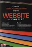 Creeaza propriul website cu Joomla 2.5/***