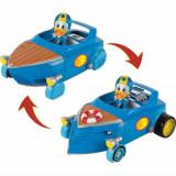 Vehicule Transformabile cu Figurine Asortate - Donald, IMC