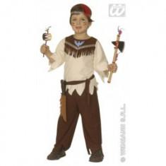 Costum carnaval copii - Micul Indian