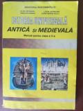 Istoria universala antica si medievala manual pentru clasa a V-a- Eliza Bichman, Lucia Georgian