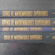 V. SMIRNOV - COURS DE MATHEMATIQUES SUPERIEURES  4 volume