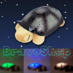 Proiector de tavan Broscuta Testoasa - Lampa de veghe pentru copii
