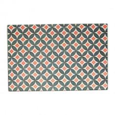 Platou din sticla - Verre Rouge | Sema Design