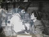 Film/teatru Romania - fotografie originala (25x19)-Impucaturi sub clar de luna 1
