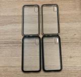 Husa 360 Magnetica cu Sticla fata + spate pentru iPhone X / iPhone XS