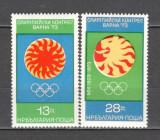 Bulgaria.1973 Congres Olimpic Varna  SB.126, Nestampilat