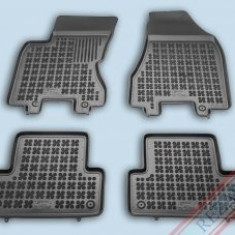 Covorase presuri cauciuc Premium stil tavita Nissan X TRAIL T31 2008-2013
