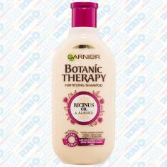 Șampon Garnier Botanic Therapy cu ulei de ricin, 250 ml, pentru păr cu vârfuri despicate