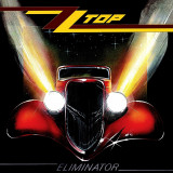 ZZ Top Eliminator 30th Anniv. Ed. LP (vinyl)