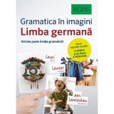 Limba germana. Gramatica in imagini - Pons