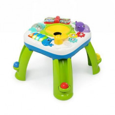 Masuta de activitati Get Rollin Activity Table Bright Starts