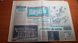 magazin 16 mai 1964-art. ansamblul perinita,art si foto b-dul 1 mai bucuresti