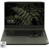 Laptop Lenovo 15.6'' IdeaPad Creator 5 15IMH05, FHD 144Hz, Intel Core i7-10750H, 16GB DDR4, 1TB + 256GB SSD, GeForce GTX 1650 4GB, No OS, Da