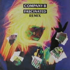 Company B - Fascinated (Remix 1987, Bluebird) disc vinil Maxi Single