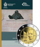 SAN MARINO 2014 2 Euro comemorativ -Donato Bramante - BU / Folder, Europa