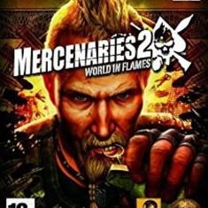 Joc PS2 Mercenaries 2 World in flames