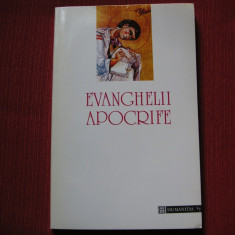 EVANGHELII APOCRIFE -- traducere: Cristian Badilita