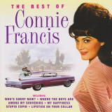 CD Original - Connie Francis - The Best Of Connie Francis