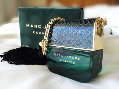 Parfum Original Tester Marc Jacobs - Decadence foto