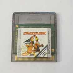 Joc Nintendo Gameboy Color - Ckicken Run, Actiune, Toate varstele, Single player