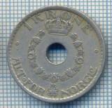 AX 349 MONEDA - NORVEGIA - 1 KRONE -ANUL 1925 -STAREA CARE SE VEDE, Europa