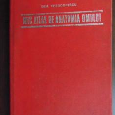 Mic atlas de anatomia omului-Dem. Theodorescu