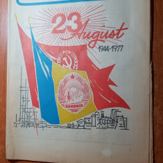 revista radio-tv saptamana 21-27 august 1977