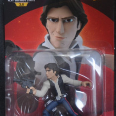 Figurina Disney Infinity 3.0 Playset The Force Awakens Han Solo 8717418455545