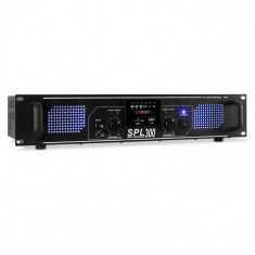 Skytec SPL 300BT, 300W, amplificator MP3 USB SD