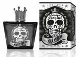Cosmetica Fanatica Skull Black Edition, parfum pentru barbati, 100ML, 100 ml