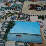 Carte postala lacul victoria, Circulata, Fotografie