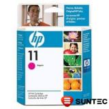 Cartus cu cerneala original expirat HP 11 Magenta HP Business InkJet / 1000 / 1100D / 1200 / 2200 / 2300 / 2600 / 2800 / Color InkJet CP1700 DesingJet