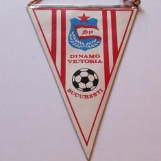 Fanion fotbal - DINAMO VICTORIA BUCURESTI