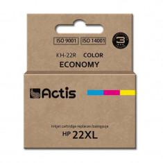 Cartus compatibil hp 22xl color pentru hp c9352a, actis