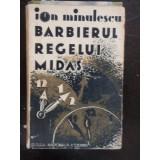 BARBIERUL REGELUI MIDAS - ION MINULESCU