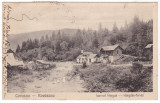 #2453- Romania, Covasna carte postala circulata 1925: Izvorul Horgas